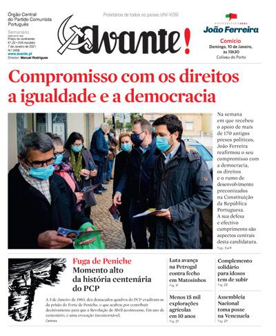 Orgão Central do Partido Comunista Português